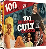 100 cult movies - 100 Greatest Cult Classics Collection [DVD] [Region 1] [US Import] [NTSC]