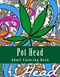 Color Me Cannabis Marijuana Themed Coloring Book Chronic