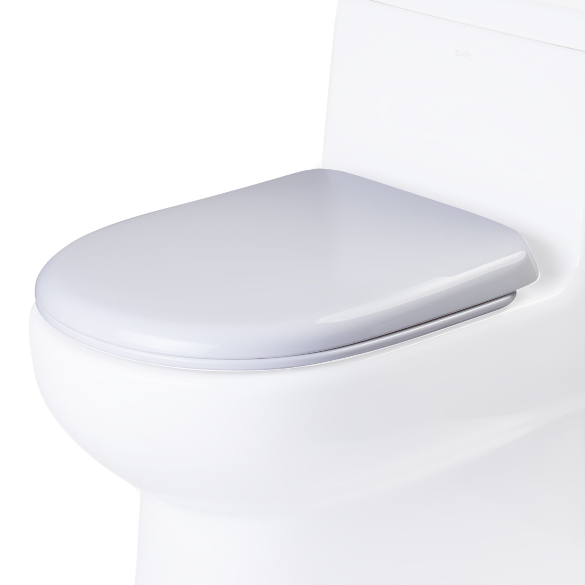 EAGO R-351SEAT Replacement Soft Closing Toilet Seat for TB351