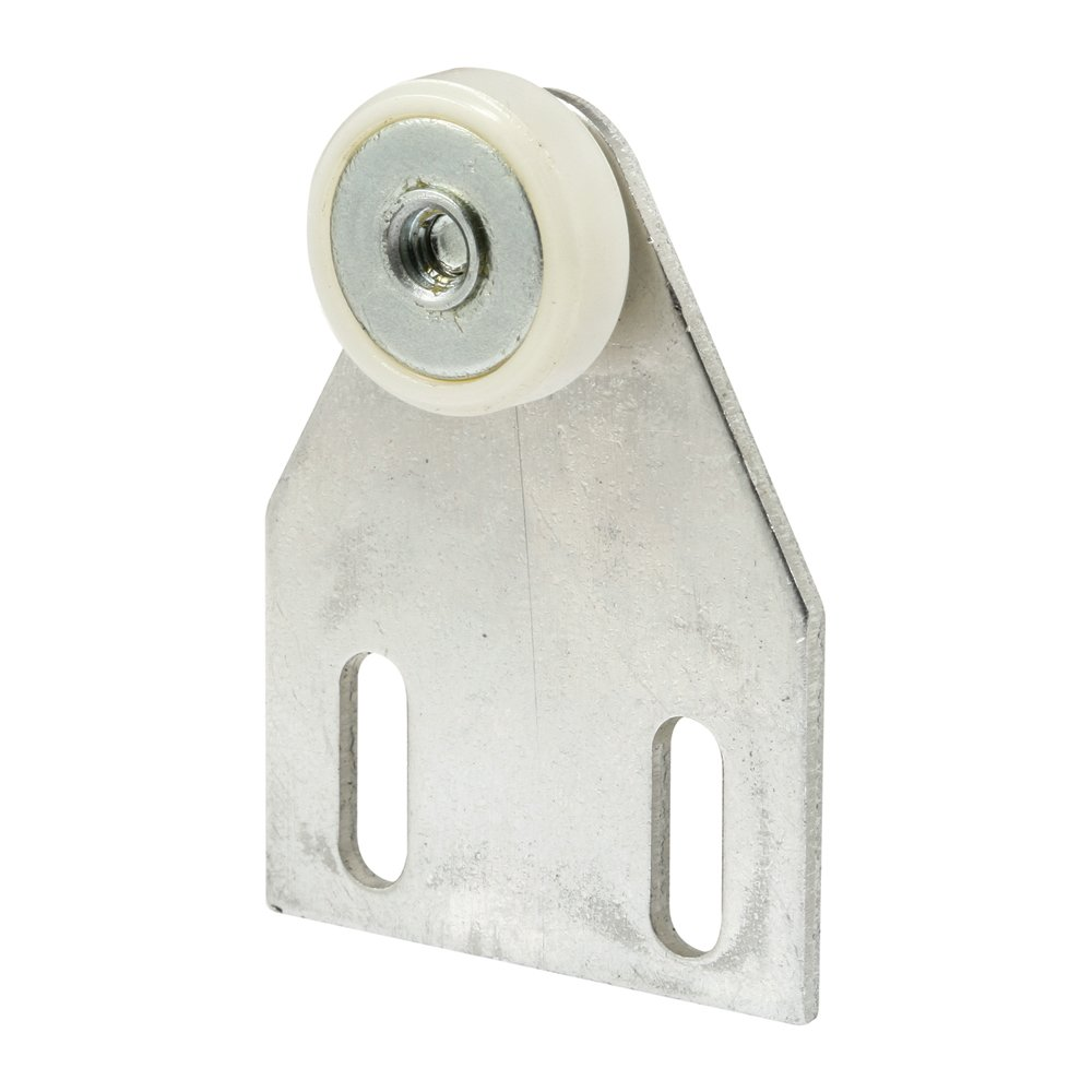Prime-Line Products M 6008 Tub Enclosure Roller and Bracket, (Pack of 2) PRIME LINE PRODUCTS