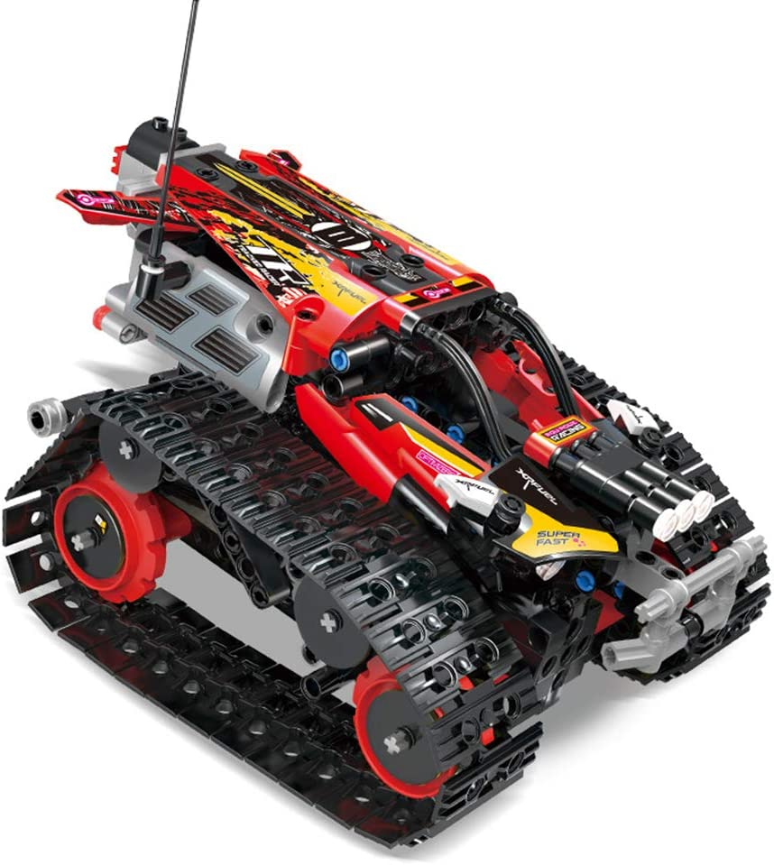 LCDYStunt High Speed Car/Puzzle para Niños Juguetes ...