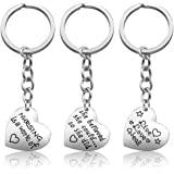 997614b3c Nurse Gifts for Women - Nurse Keychain Pack of 3PCS, Nursing Graduation  Gifts, Valentines