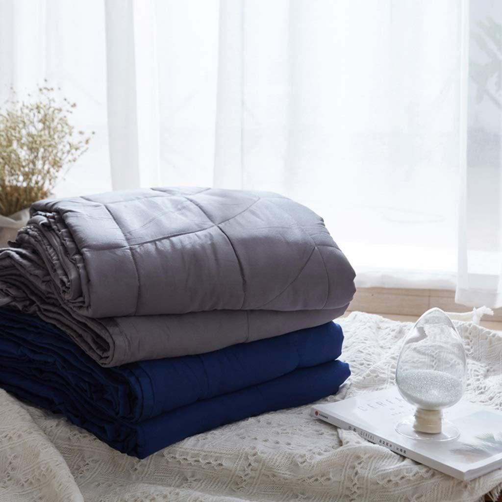 Textile Manta De Gravedad Mejore El Sueño Y El Alivio del Estrés: Manta Ponderada, Mejor Regalo (Tamaño : 150 * 200cm-9KG): Amazon.es: Hogar