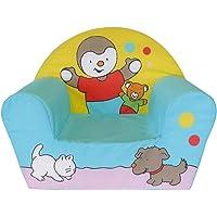 cijep Fun House - 712186 - Ameublement Et Décoration -  Fauteuil Club T'Choupi en mousse pour enfant
