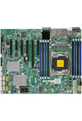 Supermicro ATX DDR4 LGA 2011 Motherboards X10SRH-CLN4F-O
