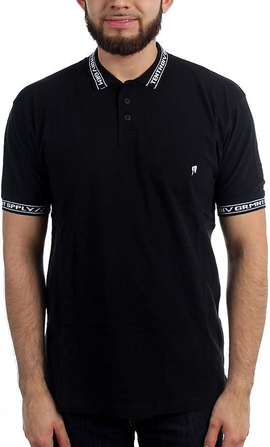 10.Deep Sharps Polo