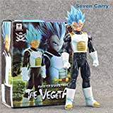 24cm 9.4inch God Vegeta Action Figure Dragon Ball Resurrection F Anime PVC Collectible Model Toys CSL64