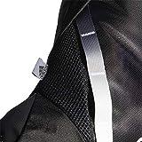 adidas Unisex Rumble III Sackpack, Black/White, ONE