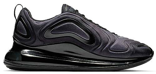 Klassischen Damen Nike Schwarz Schuhe Schlussverkauf Air