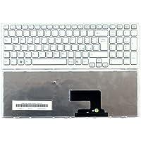 Tastiera Italiana per Notebook Sony VAIO VPCEH Series VPCEH1C5E VPCEH1E1E/W VPCEH1J1E/W VPCEH1L0E/W VPCEH1M1E/W VPCEH1S0E/W VPCEH1S1E/W - Bianca