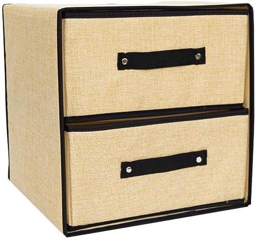 Apilable Organizador de Habitación Caja de cajones Organizador de ...