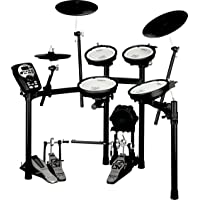 Roland V-Compact TD-11KV Electronic Drum Set, Includes TD-11 Module, PDX-8 & PDX-6 V-Pad, CY-12C V-Cymbal Crash, CY-5 Pad, KD-9 Kick Pad, MDS-4V Stand