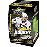 2008-09 Upper Deck Series 1 Hockey NHL Value Box - Featuring First Rookie Cards of The New Season!
