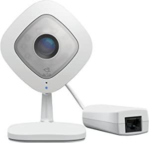 Netgear Arlo Q Plus Wired/Wireless 1080p Security Camera, VMC3040S-100NAS