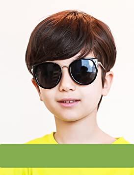 Gafas de sol niño gafas de sol de personalidad cómoda Anti ...