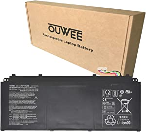 OUWEE AP15O5L Laptop Battery Compatible With Acer Aspire S13 S5-371-52JR S5-371-56VE S5-371-7278 S5-371-53NX S5-371-71QZ S5-371-5693 S5-371-757T S5-371-52UK Series AP1503K AP15O3K 11.55V 53.9Wh 4670mA