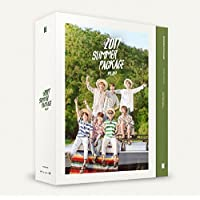 BANGTAN BOYS BTS - 2017 BTS SUMMER PACKAGE VOL.3 OUT BOX + PHOTOBOOK(196P) + SELFIE BOOK ( 12P) + MAKING DVD + ARMY FAN + ARMY FAN STICKER(8EA) K-POP