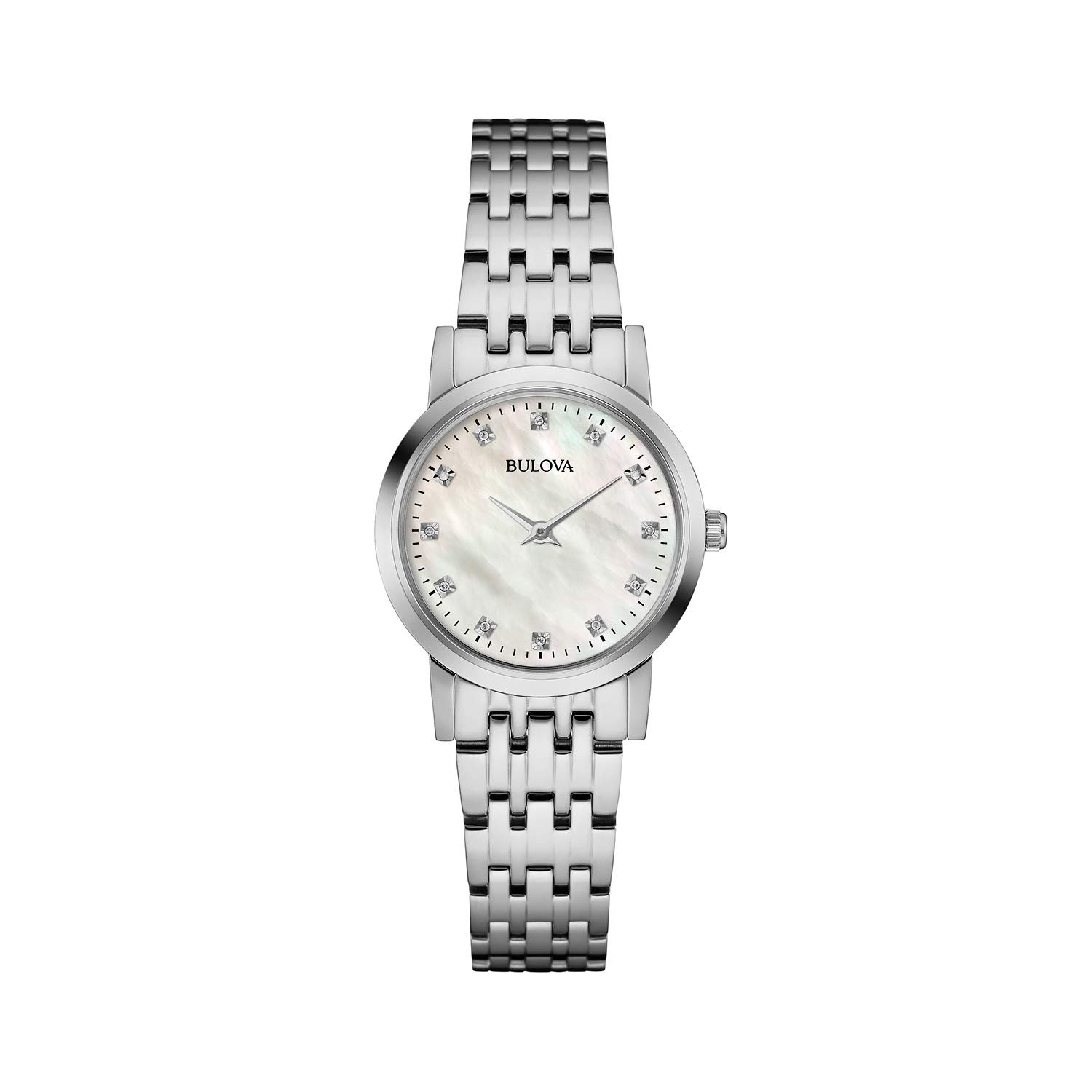 Bulova Dress Watch (Model: 96P175) by Bulova