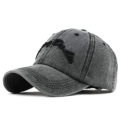 TWIFER Gorra de béisbol de algodón de Estilo Vintage Unisex para ...