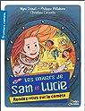 Les univers de Sam et Lucie : Rendez-vous sur la comète par Doinet
