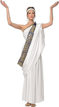 Stamco Disfraz Mujer Griega: Amazon.es: Juguetes y juegos