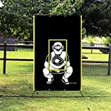 VANTA SPORTS Baseball Softball Vinyl 4x6 Backstop