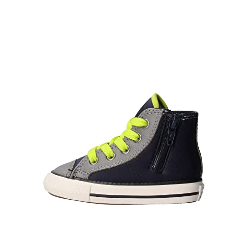 All Star Hi Side Zip Text - A1 vTtxx