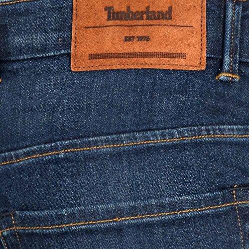 Timberland Mirror Lake Uomo Stretch Denim Jeans a15a6