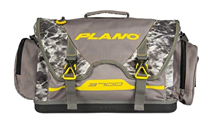 Plano B-Series 3700 Mossy Oak Manta Tackle Bag, Includes 4 Tackle Storage  Stows