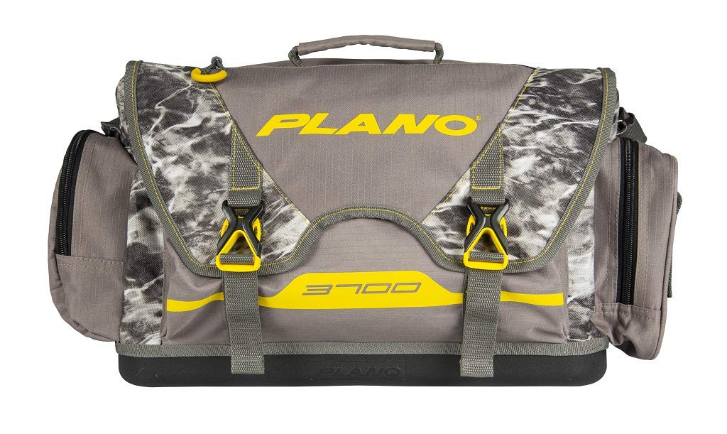 Plano B-Series 3700 Mossy Oak Manta Tackle Bag, Includes 4 Tackle Storage Stows