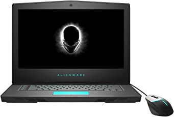 "Dell Alienware A15CFL_i7161128T60W10s_119 Laptop 15.6"" FHD, Intel Core i7-8750H, 16GB RAM, 1TB HDD + 128GB SSD, Gráficos NVIDIA GTX 1060, Windows 10 (Bundle con Mouse Alienware)"