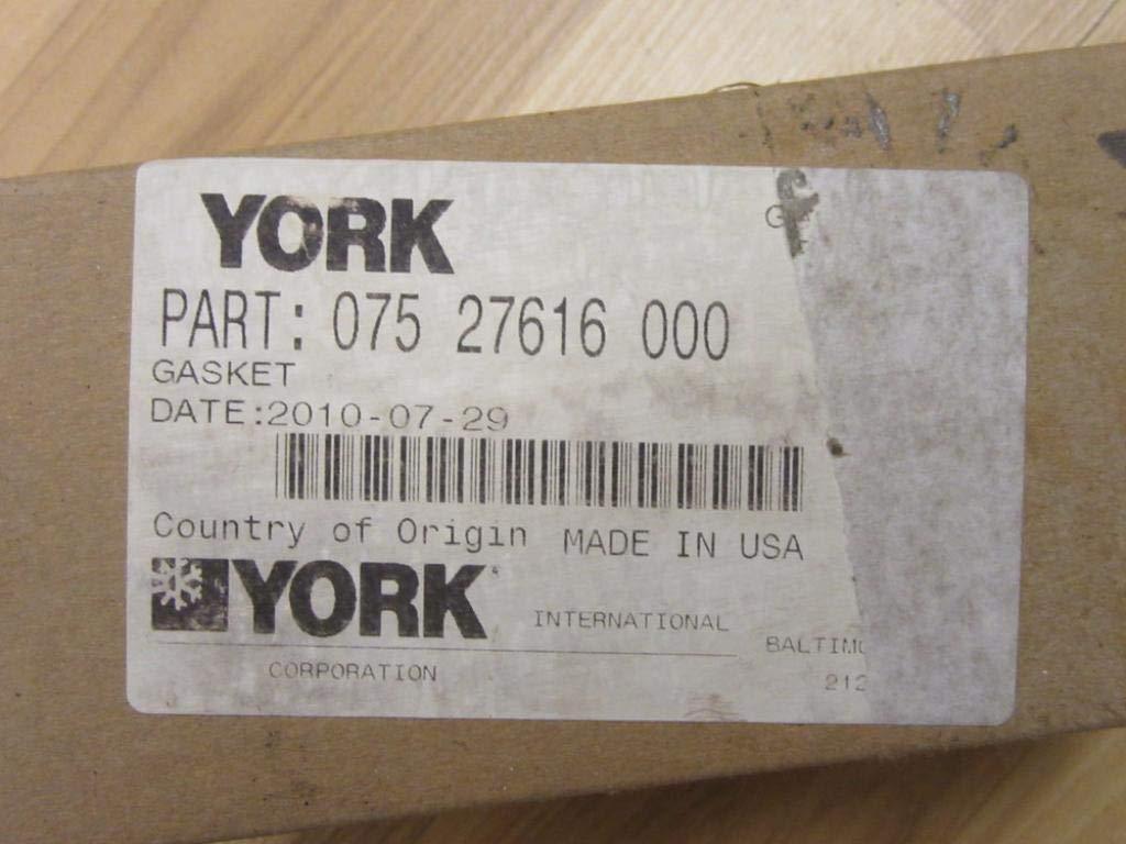 York 075-27616-000 Gasket 07527616000 by York (Image #3)