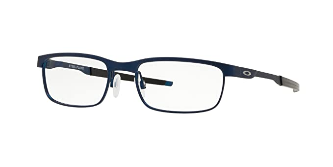 d7a496b679 Image Unavailable. Image not available for. Color  Oakley - Steel Plate - Powder  Midnight Frame Only