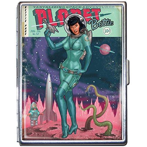Retro-a-go-go! Bettie Page Planet Bettie Cigarette - Bettie Planet