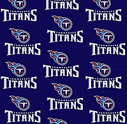 Amazon.com  Fabric Traditions NFL Cotton Broadcloth Tennessee Titans ... 100107579