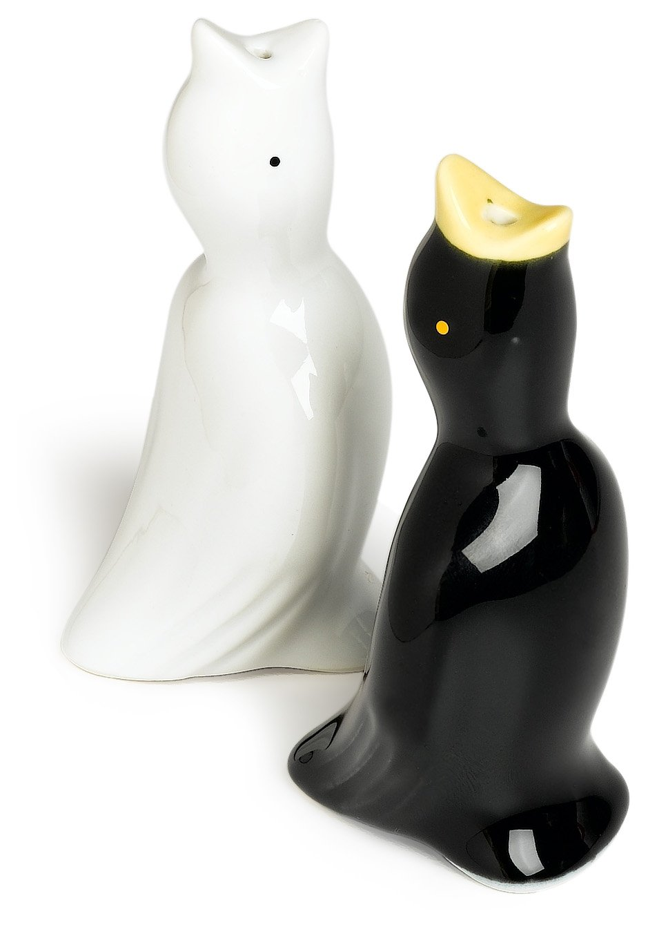 Amazon.com: R&M International 7563M Black and White Pie Bird Vents ...
