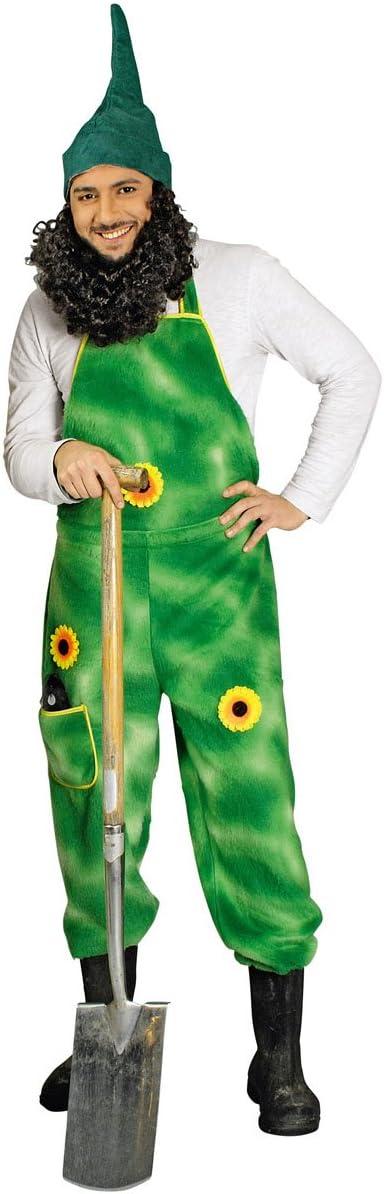 Disfraz de jardinero hombre S: Amazon.es: Juguetes y juegos