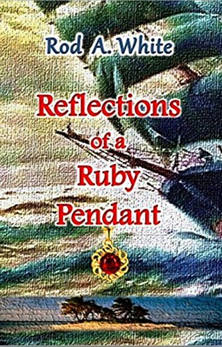Reflections of a Ruby Pendant
