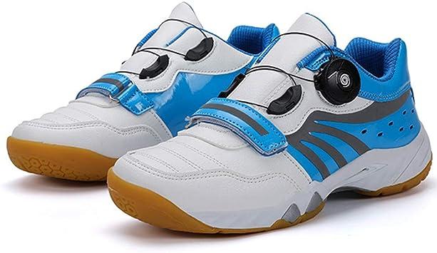 YQSHOES Zapatillas De Ciclismo para Hombre, Cordones con Botones Giratorios, Zapatillas De Tenis De Mesa De Plumas De Tenis, Calzado Deportivo: Amazon.es: Deportes y aire libre