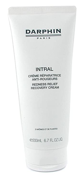 Intral Redness Relief Recovery Cream (Salon Size) 6.7oz Bronson Eblume Vitamin A Refining Complex Retinol Cream, 1 oz