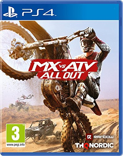MX vs ATV: All Out (PS4) (UK IMPORT)