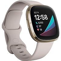 Fitbit Sense - Smartwatch avanzado de salud con herramientas avanzadas de la salud del corazón, gestión del estrés y…