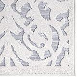 """My Texas House by Orian Lady Bird Area Rug, 7'9"""" x"""