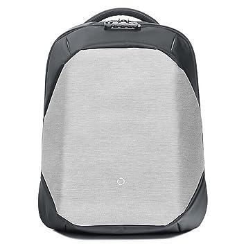 ClickPack Mochila Diseñado por Korin, mochilas para portátil de negocios Bolso de viaje anti ladrón se adapta hasta 15,4 pulgadas Macbook (solo mochila, ...