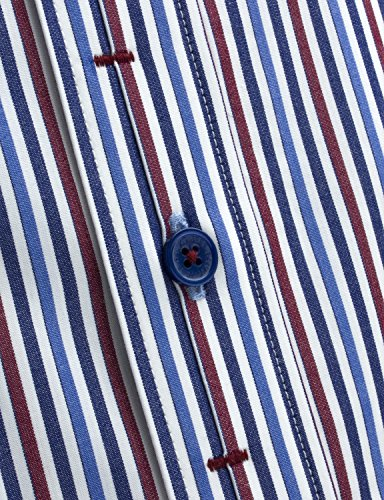 Stvdio by Jeff Banks -  Camicia classiche  - A righe - Uomo