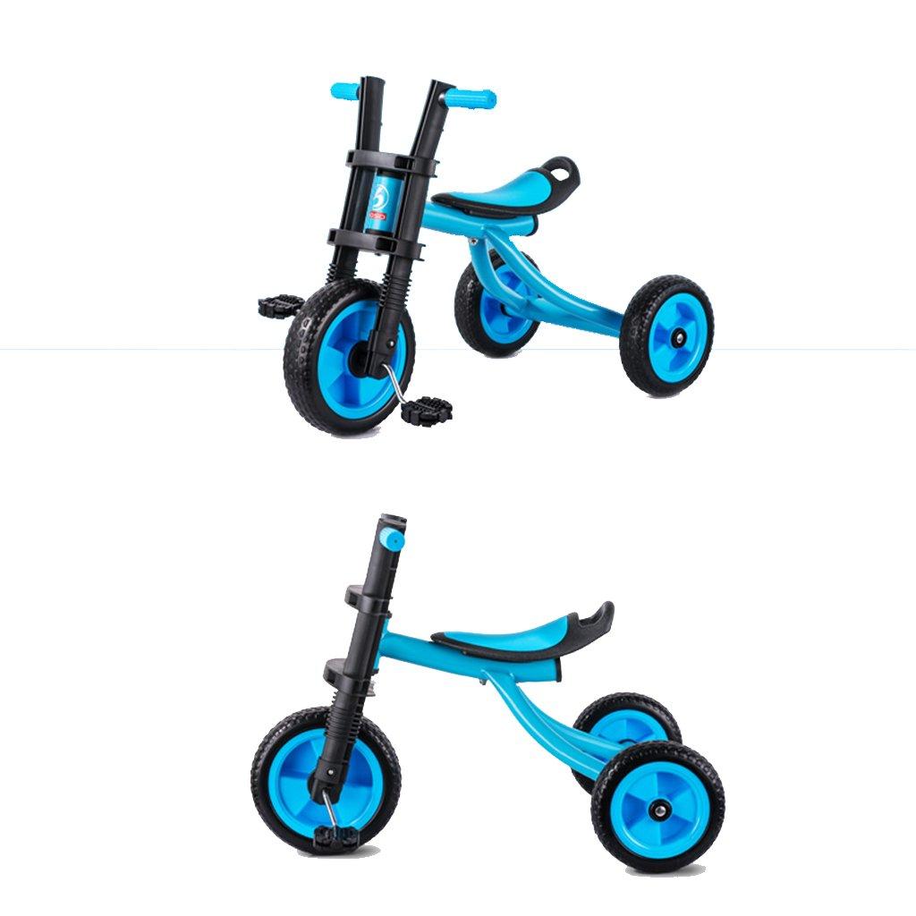 Coche Mano Niño Guo Pequeño Triciclo Shop Bicicleta Empuje fYb76yg
