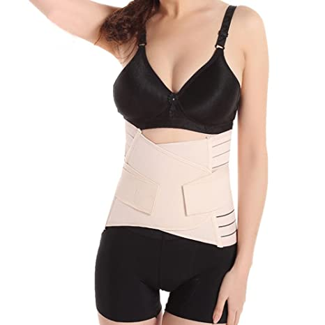 Movingtime transpirable el/ástico de recuperaci/ón postparto de la ayuda del vientre//correa de cintura de la talladora
