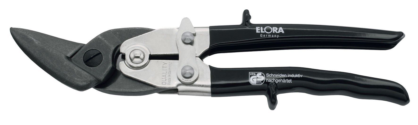 Elora 484000026000 Shape Cutting Lever Tin Snip right 484R