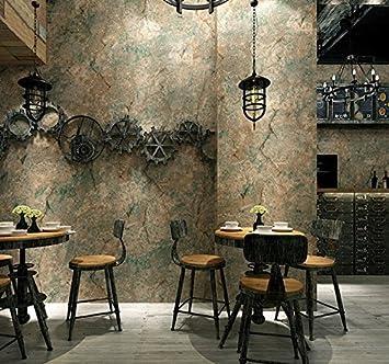 Reyqing Vintage Clothing Store Eine Antike Tapete Plain Grauzement