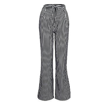c2f72ad8d08 Amazon.com   Fashion Popular Women s Chiffon Trousers